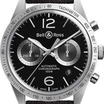 Bell & Ross Steel 42mm Automatic BR-126-GT new United States of America, California, Moorpark