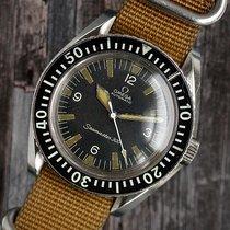 Omega 165.024 Stahl Seamaster 300