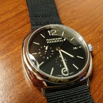 Panerai PAM 00323 Staal 2010 Radiomir 10 Days GMT 47mm tweedehands