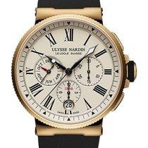 Ulysse Nardin Marine Chronograph 1532-150-3/40 новые