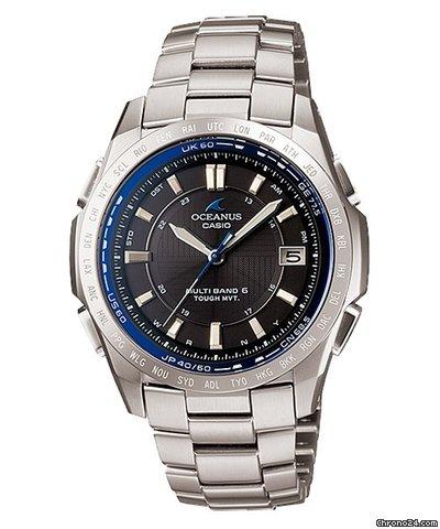 bfe2c1d6c348 Casio Titanium Watch OCW-T100TD-1AJF en venta por 630 € por parte de un  Trusted Seller de Chrono24