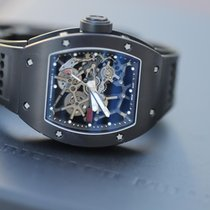 Richard Mille Aluminum Transparent pre-owned RM 035
