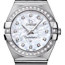 Omega Constellation Quartz 123.15.27.60.55.001 nuevo