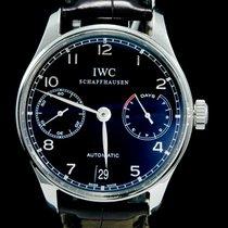 IWC Portuguese Automatic IW500109 2012 подержанные