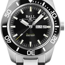 Ball Engineer Master II Skindiver Steel 42mm Black United States of America, Florida, Naples