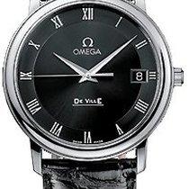 Omega Ocel 34.4mm Quartz 4810.52.01 použité Česko, Praha