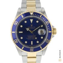 Rolex Submariner Date 16613 1999 pre-owned