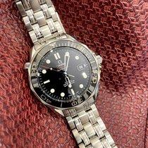 Omega Seamaster Diver 300 M Сталь 41mm Чёрный Россия, Санкт-Петербург