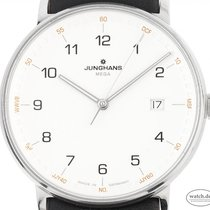 Junghans FORM Steel 39mm Silver Arabic numerals