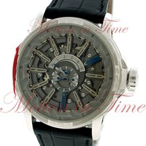 Harry Winston Opus White gold 46mm Transparent No numerals United States of America, New York, New York