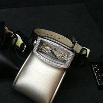 Corum Miss Golden Bridge White gold 21.3mm