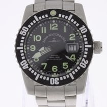Zeno-Watch Basel Airplane Diver Automatic NEW