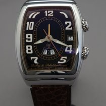 Dubey & Schaldenbrand Steel 38mm Automatic pre-owned