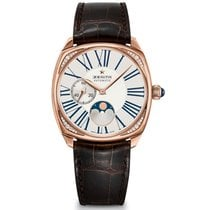 Zenith Rose gold Automatic Silver Roman numerals 37mm new Star