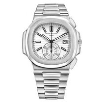 Patek Philippe Nautilus 2017 100% new old stock bitcoin accepted