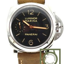 Panerai Luminor Marina 1950 3 Days Acier 47mm Noir