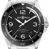 Bell & Ross BR V2 new Automatic Watch with original box