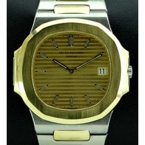 Patek Philippe | Nautilus Jumbo Vintage Steel and Gold, ref...