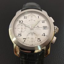 Baume & Mercier Capeland chronograph Stainless Steel Full Set