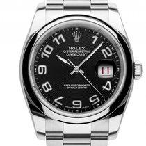 Rolex Datejust Roulette Stahl Automatik Armband Jubilé 36mm...