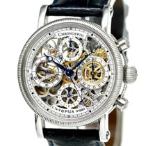Chronoswiss Opus Chronograph Skeleton Ref-CH 7523 Stainless...