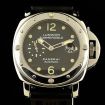 Panerai -Luminor Submersible Automatic Limited Edition - Men -...