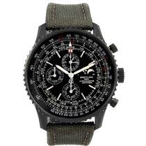 Breitling Navitimer 1463 Blacksteel 48mm Limited Edition Watch...