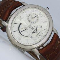 Audemars Piguet Millenary White gold 38,5mm Silver Arabic numerals