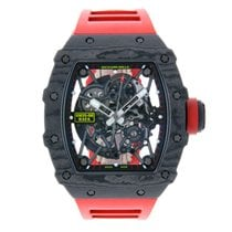 リシャール ミル Rafael Nadal Signature Black NTPT Carbon Watch RM35-02CA