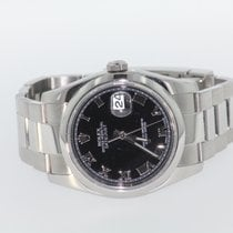Rolex Steel Automatic 36mm 2009 Datejust (Submodel)