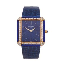 Patek Philippe Vintage Yellow gold 30mm Blue