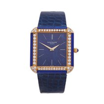 Patek Philippe Vintage Yellow gold 30mm Blue United Kingdom, Bishop's Stortford