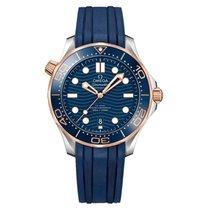 歐米茄 Seamaster Diver 300M Co-Axial Master Chronometer 42 mm