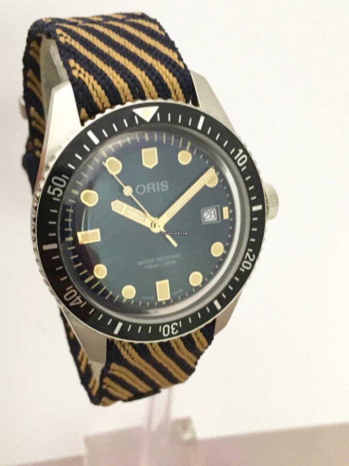 Oris Divers Sixty-Five 01 733 7720 4035-07 5 21 13  74755d55a7