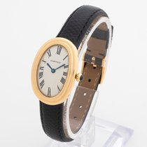 Cartier Baignoire pre-owned 22mm Yellow gold