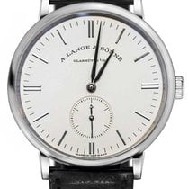 A. Lange & Söhne Saxonia new Watch with original box and original papers 219.026
