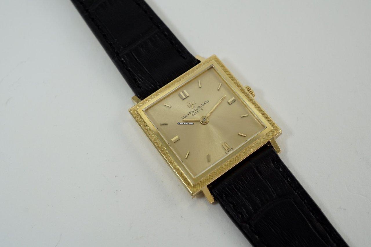 Vacheron Constantin 6787 1965 pre-owned