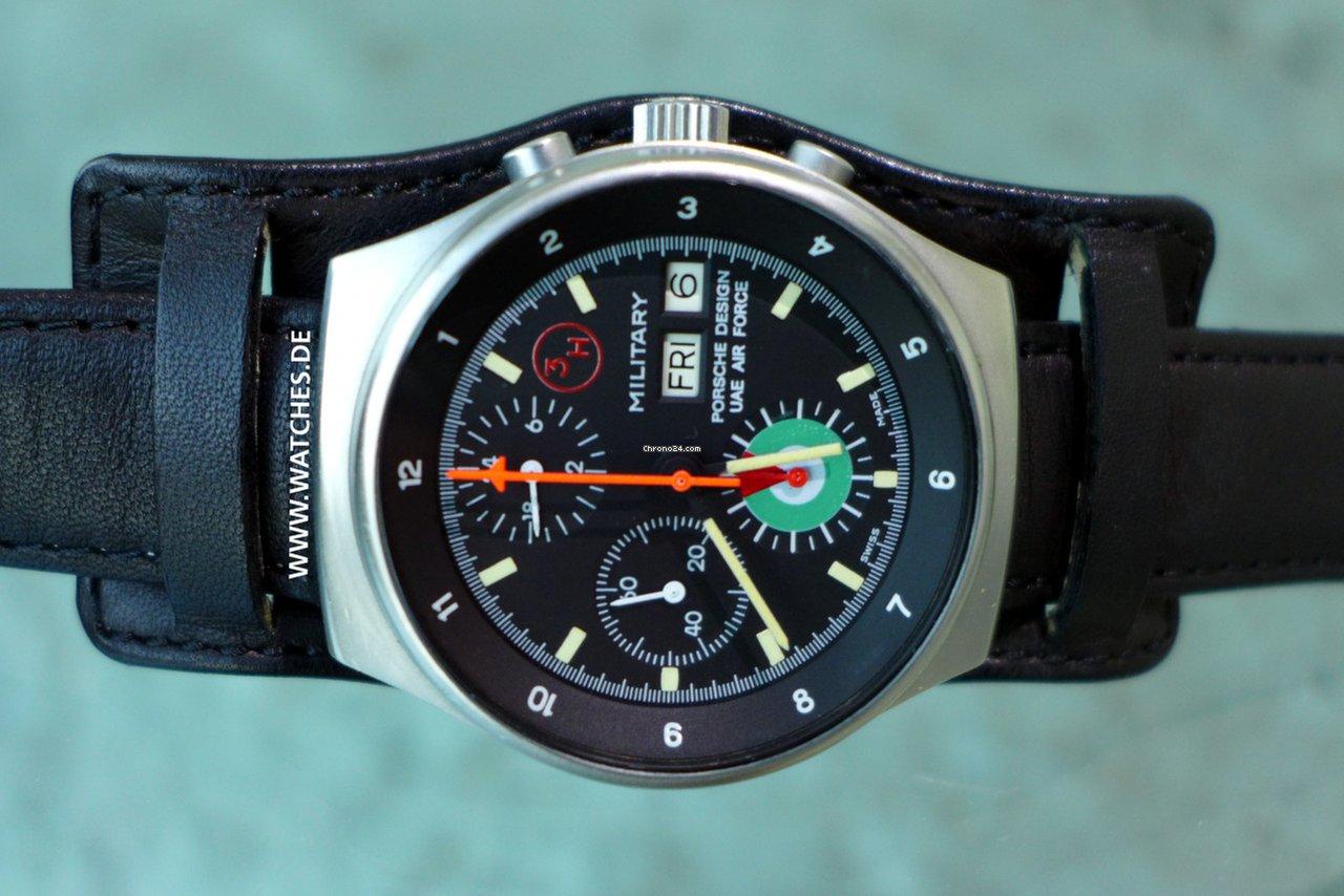 3a26ade76b8 Comprar relógios militares baratos na Chrono24