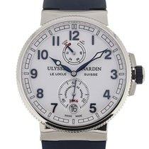 Ulysse Nardin Marine Chronometer Manufacture 1183-126-3/60 новые