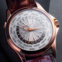 Patek Philippe 5130R Roségold 2011 World Time 39,5mm gebraucht