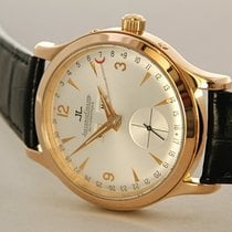 Jaeger-LeCoultre Master Calendar pre-owned 37mm Leather
