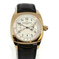Vacheron Constantin Harmony Rose gold 42mm White United States of America, New York, New York