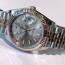 Rolex Datejust II Gold/Stahl 41mm Pink Schweiz, Baar