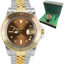 Rolex 1675 Gold/Steel GMT-Master 40mm pre-owned United States of America, New York, Massapequa Park