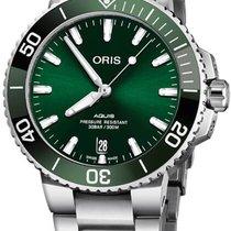 Oris Aquis Date nov Automatika Sat s originalnom kutijom i originalnom dokumentacijom 01 733 7732 4157-07 8 21 05PEB