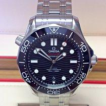 Omega 210.30.42.20.01.001 Acier 2019 Seamaster Diver 300 M 42mm occasion