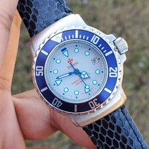 Zodiac Steel 30mm Quartz Zodiac Vintage Divers new United States of America, Texas, FRISCO