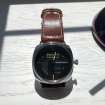 Panerai Special Editions Steel 47mm Black No numerals
