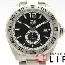 TAG Heuer Formula 1 Calibre 6 pre-owned 41mm Black Steel