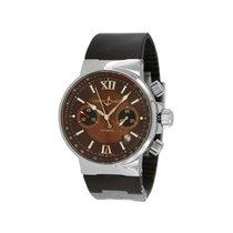 Ulysse Nardin Marine Chronograph pre-owned 41mm Date